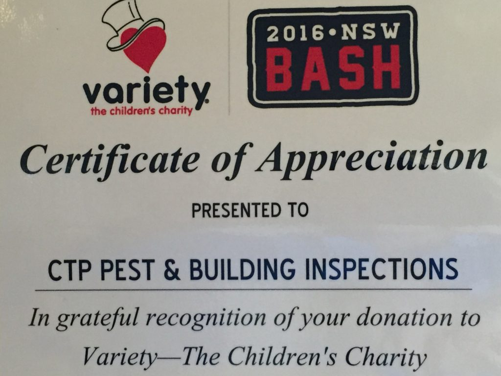 Supporting Variety - The Children's Charity
